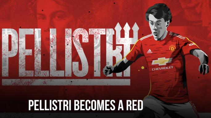Cavani nhận áo số 7, Telles và Pellistri gia nhập Man United giờ chót - Ảnh 2.