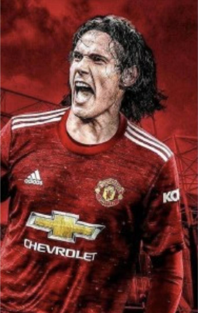Cavani nhận áo số 7, Telles và Pellistri gia nhập Man United giờ chót - Ảnh 4.