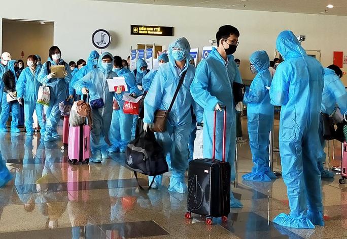 Xin ý kiến Hà Nội, TP HCM về các chuyến bay quốc tế tiếp theo - Ảnh 2.