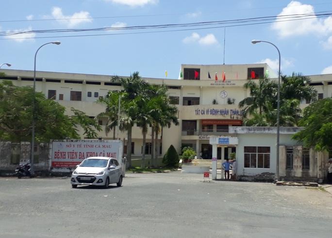 Giám đốc Bệnh viện Đa khoa Cà Mau lên tiếng vụ mua máy chụp CT hơn 30 tỉ - Ảnh 1.