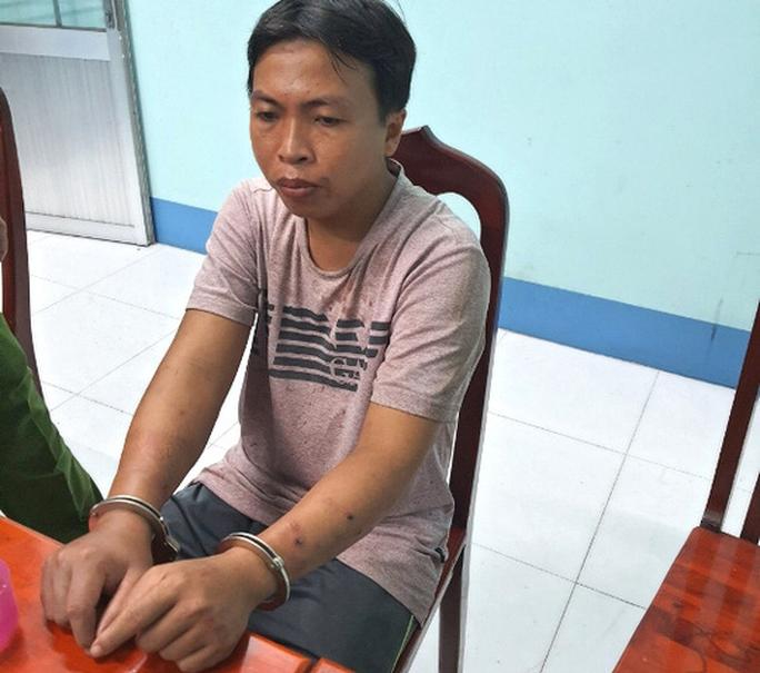 Điều tra nghi án chồng sát hại vợ và con gái 4 tuổi - Ảnh 1.