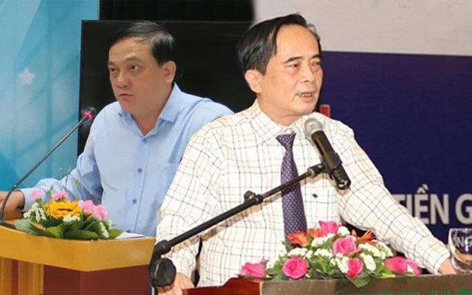 Truy tố 2 nguyên phó tổng giám đốc Ngân hàng BIDV gây thất thoát 1.664 tỉ đồng - Ảnh 1.