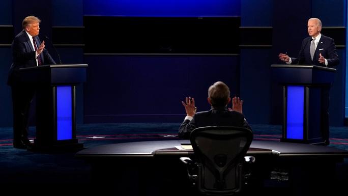 Tổng thống Trump từ chối tham gia cuộc tranh luận thứ hai với ông Biden - Ảnh 1.