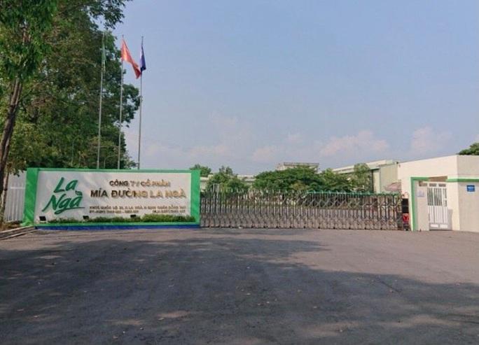 Đầu độc môi trường, Công ty CP Mía đường La Ngà bị phạt hơn 4 tỉ đồng - Ảnh 1.
