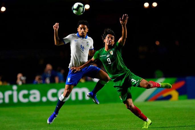 Nam Mỹ khởi động cuộc đua World Cup 2022: Brazil tiếp Boliva - Ảnh 1.