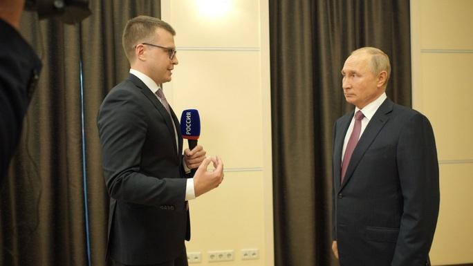 Tổng thống Putin lần đầu lên tiếng về giao tranh Armenia - Azerbaijan - Ảnh 1.