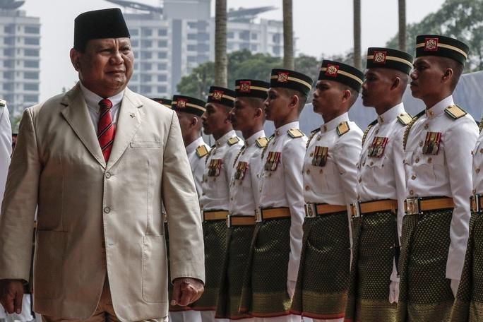 """Mỹ """"quên chuyện cũ"""" của Bộ trưởng Quốc phòng Indonesia vì Trung Quốc - Ảnh 1."""