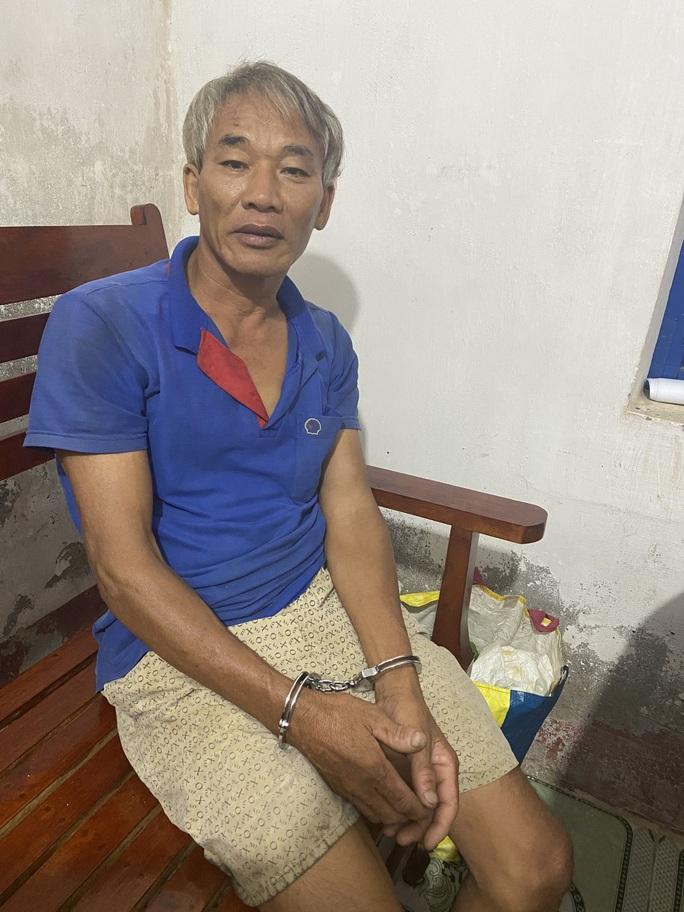 Đã bắt được đối tượng Phạm Văn Thành - gã sát nhân trên biển - Ảnh 1.