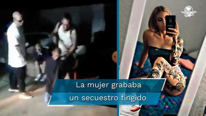 Nữ TikToker xinh đẹp bị bắn chết vì đóng video giả bị bắt cóc - Ảnh 1.
