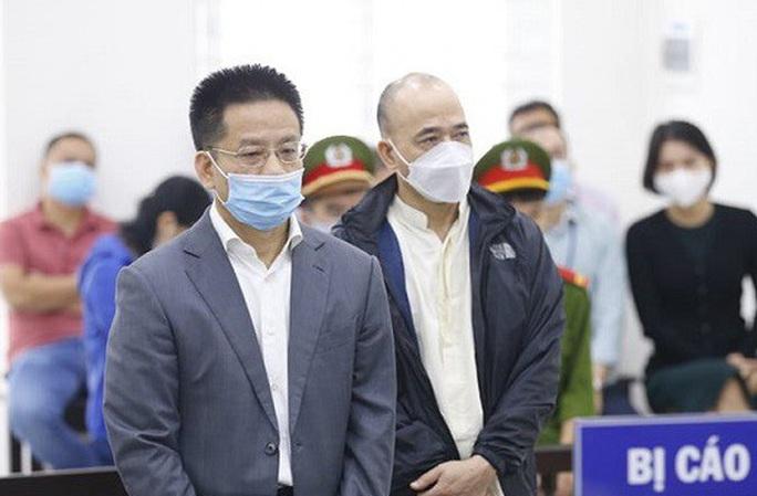 Nguyên tổng giám đốc Tổng công ty Dầu Việt Nam bị phạt 3 năm tù - Ảnh 1.