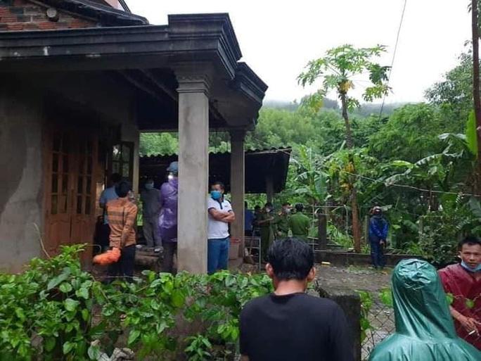 Nghi phạm liên quan cái chết của cô gái 18 tuổi ở Quảng Nam đầu thú tại Vũng Tàu - Ảnh 2.
