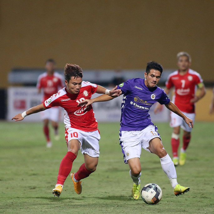 Công Phượng lại lỡ dịp đối đầu Hà Nội FC - Ảnh 1.