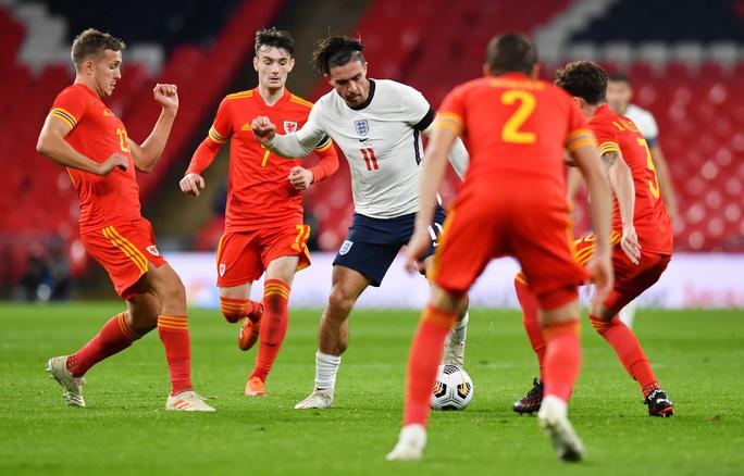 Cựu sao Liverpool lập siêu phẩm, tuyển Anh thắng đậm Xứ Wales - Ảnh 2.