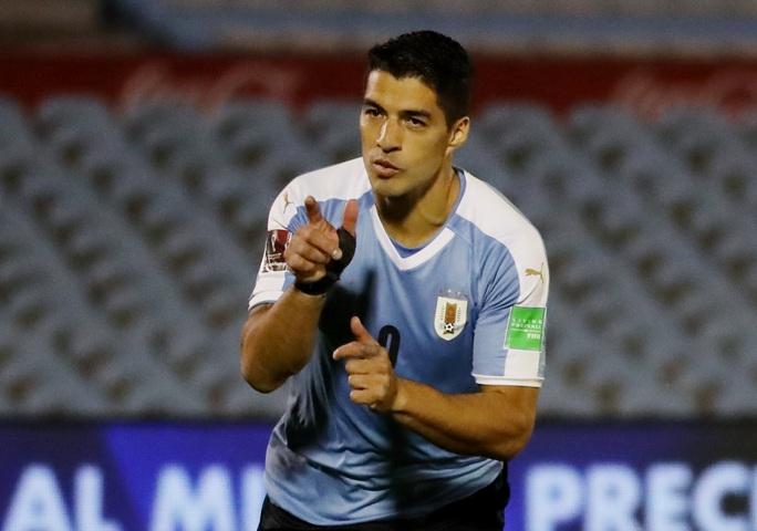 Hai cựu sao Barca ghi bàn, Chile thua đau Uruguay - Ảnh 2.