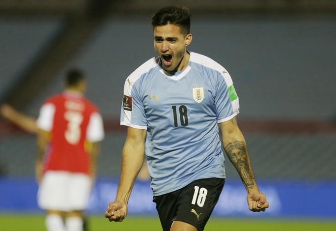 Hai cựu sao Barca ghi bàn, Chile thua đau Uruguay - Ảnh 5.