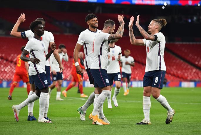 Vòng loại World Cup 2022 khu vực châu Âu: Tam sư đại chiến Đại bàng trắng - Ảnh 7.