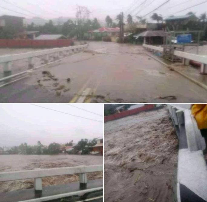Philippines: Siêu bão Goni đổ bộ lần 3, tàn phá trên diện rộng - Ảnh 3.