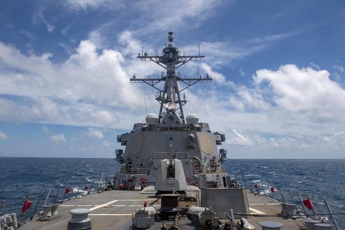 Mỹ lắp tên lửa siêu thanh cho tàu khu trục: Mối nguy lớn cho Trung Quốc? - Ảnh 1.