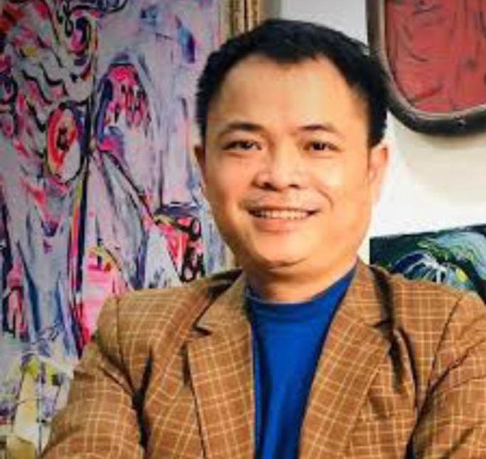 Hấp lực từ Hội họa Truyện Kiều của Nguyễn Tuấn Sơn - Ảnh 1.