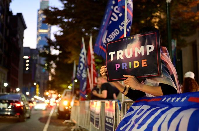 Ông Donald Trump tốn công vô ích ở Pennsylvania? - Ảnh 1.