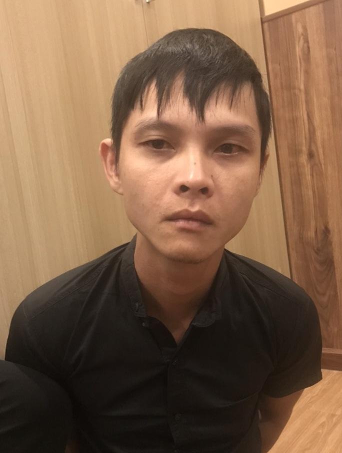 Bắt nhóm người đi taxi vận chuyển 2kg ma túy đá từ Nghệ An vào Đà Nẵng - Ảnh 3.
