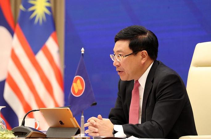 Việt Nam cam kết cùng ASEAN, Trung Quốc sớm đạt được Quy tắc ứng xử ở Biển Đông - Ảnh 2.