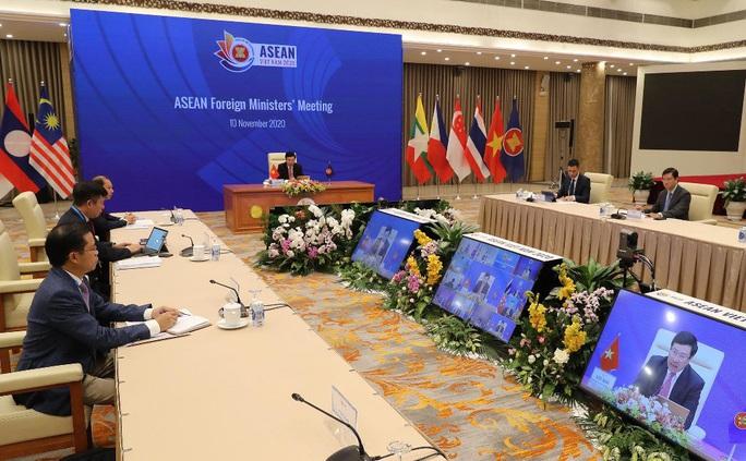 Việt Nam cam kết cùng ASEAN, Trung Quốc sớm đạt được Quy tắc ứng xử ở Biển Đông - Ảnh 3.