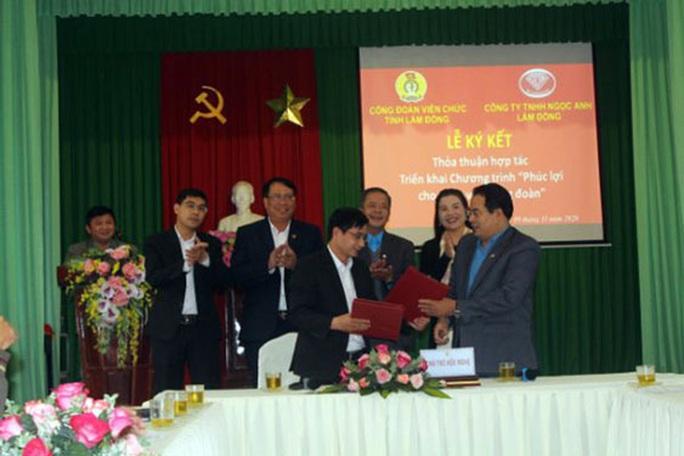 Lâm Đồng: Nâng cao chất lượng cuộc sống đoàn viên - Ảnh 1.