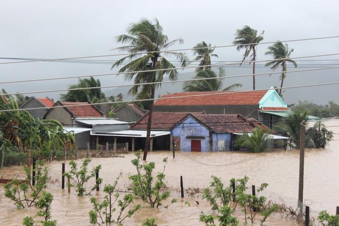 Khánh Hòa: Thiệt hại ban đầu do bão số 12 - Ảnh 5.