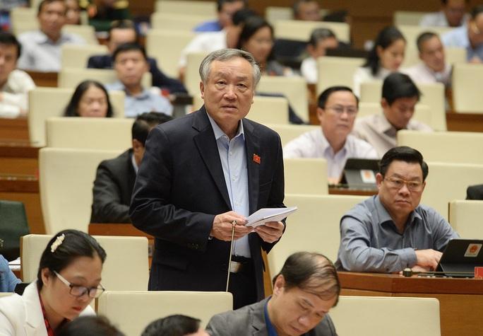 Chất vấn Chánh án Nguyễn Hoà Bình, đại biểu nêu vụ ly hôn của vợ chồng ông chủ cà phê Trung Nguyên - Ảnh 1.