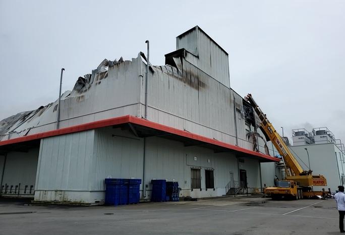 Thông tin mới về vụ cháy 12.000 m2 nhà xưởng ở KCN Hiệp Phước - Ảnh 2.