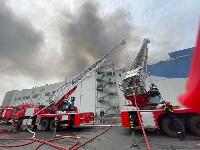 Thông tin mới về vụ cháy 12.000 m2 nhà xưởng ở KCN Hiệp Phước - Ảnh 3.
