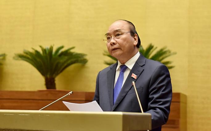 Thủ tướng Nguyễn Xuân Phúc: Tạo ra hơn 1.200 tỉ USD GDP, 8 triệu việc làm trong 5 năm - Ảnh 1.