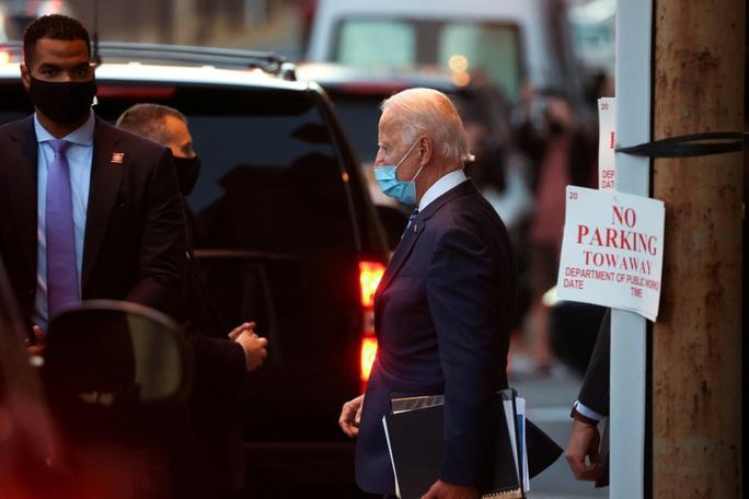Ông Joe Biden lên kế hoạch chuyển vào Nhà Trắng - Ảnh 1.