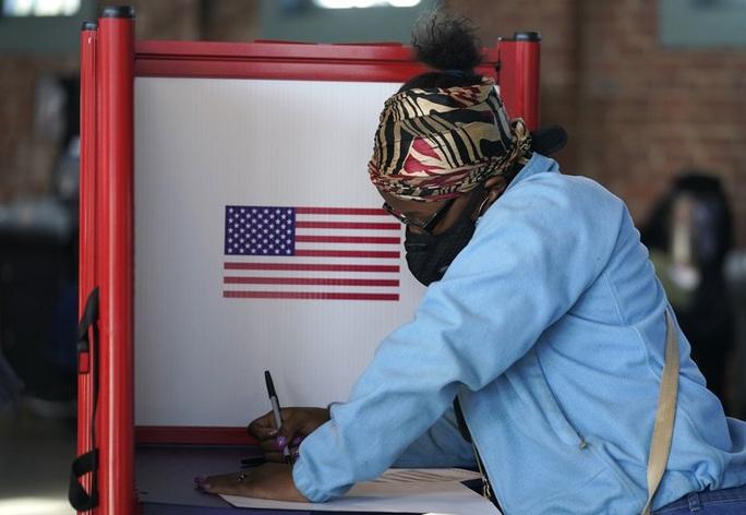 Hàng chục bang của Mỹ không tìm thấy bằng chứng gian lận bầu cử? - Ảnh 2.