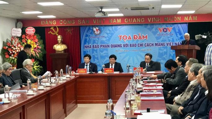 Nhà báo Phan Quang, người truyền nhiều cảm hứng cho đồng nghiệp và bạn đọc - Ảnh 2.