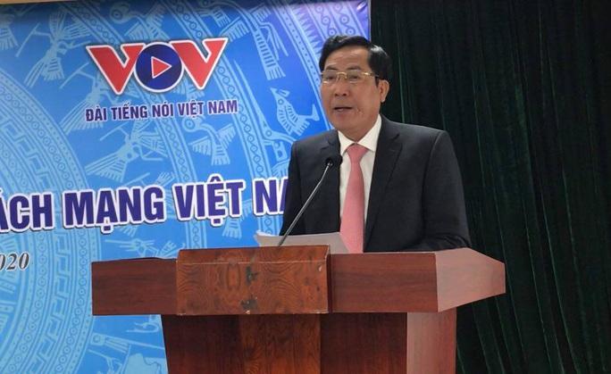 Nhà báo Phan Quang, người truyền nhiều cảm hứng cho đồng nghiệp và bạn đọc - Ảnh 3.