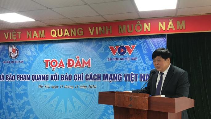 Nhà báo Phan Quang, người truyền nhiều cảm hứng cho đồng nghiệp và bạn đọc - Ảnh 4.