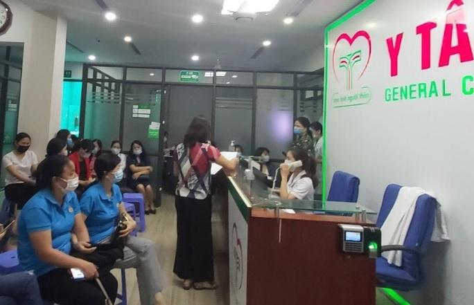 Hà Nội: Khám sức khỏe miễn phí cho nữ cán bộ, đoàn viên - Ảnh 1.