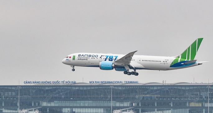 Bamboo Airways được Bộ GTVT Mỹ cấp phép bay thẳng đến Mỹ - Ảnh 1.