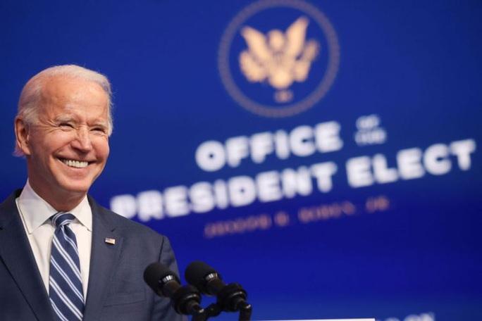 Ông Biden ra tuyên bố mạnh mẽ, bất chấp Tổng thống Trump - Ảnh 1.