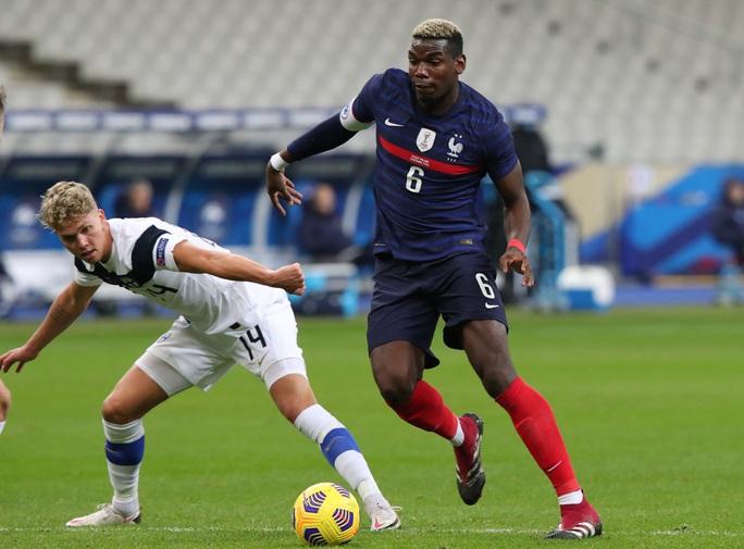 Tuyển Pháp thua sốc Phần Lan ngay trên sân nhà Stade de France - Ảnh 2.