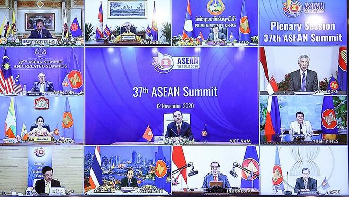 Thủ tướng công bố khoản đóng góp của Việt Nam cho Quỹ ASEAN ứng phó Covid-19 - Ảnh 1.