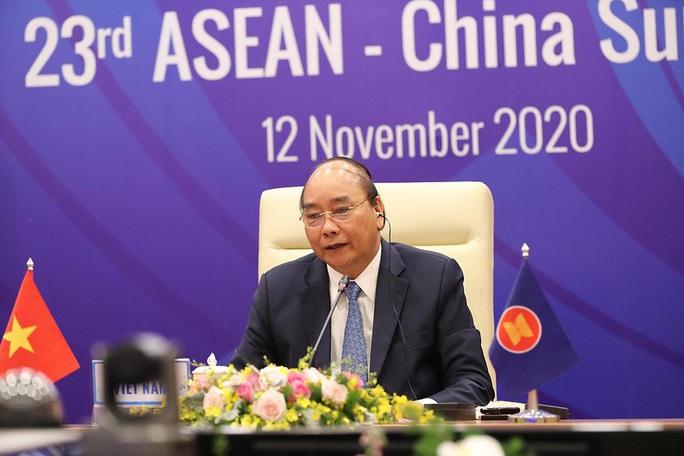 Thủ tướng khẳng định lập trường về Biển Đông tại Hội nghị ASEAN-Trung Quốc - Ảnh 2.