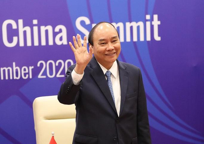 Thủ tướng khẳng định lập trường về Biển Đông tại Hội nghị ASEAN-Trung Quốc - Ảnh 1.