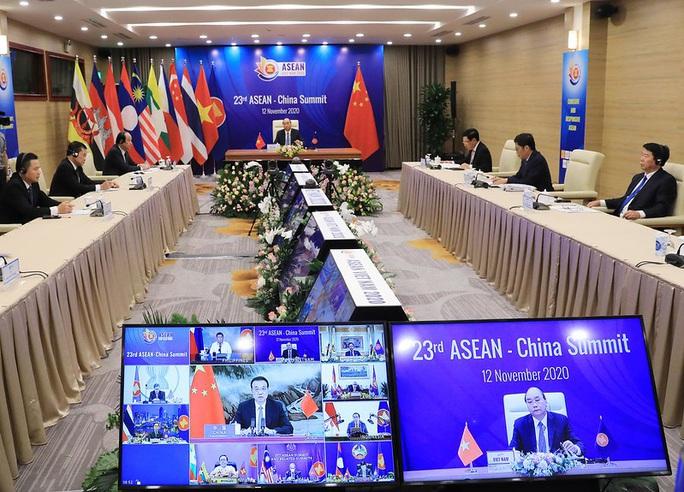 Thủ tướng khẳng định lập trường về Biển Đông tại Hội nghị ASEAN-Trung Quốc - Ảnh 3.