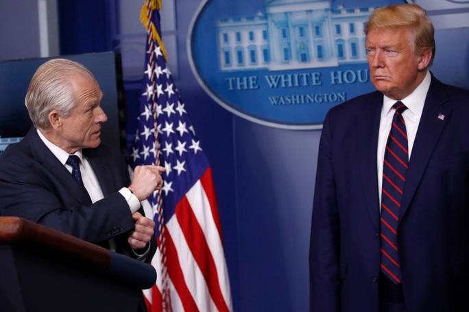 Cố vấn Nhà Trắng: Tổng thống Trump đã thắng và có nhiệm kỳ thứ hai - Ảnh 1.