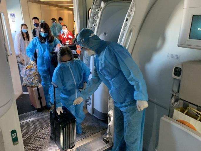 Lo lừa đảo, Cục Hàng không Việt Nam công bố chuyến bay đưa công dân về nước - Ảnh 1.