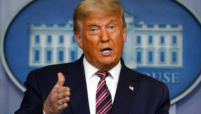 Bầu cử Mỹ: Đảng Cộng hòa bắt đầu rạn nứt về việc ủng hộ Tổng thống Trump - Ảnh 1.