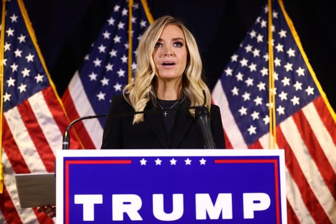 Thư ký báo chí Nhà Trắng vẫn tin ông Donald Trump sẽ thắng cử - Ảnh 1.
